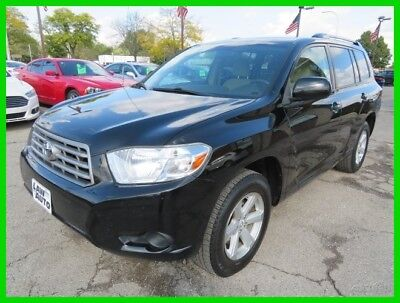 2010 Toyota Highlander Base Sport Utility 4-Door 2010 Used 2.7L I4 16V Automatic FWD SUV clean clear title carfax one owner auto