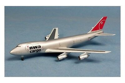 Defect Dragon Wings Northwest Airlines B 747 1:400 Diecast Airplane Model 55708
