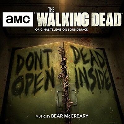 Bear McCreary - The Walking Dead (Original Television Soundtrack) [New CD]