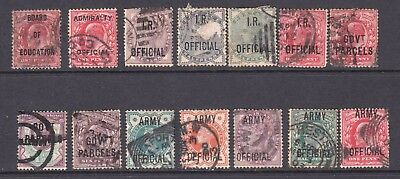 GREAT BRITAIN OFFICIALS SOUND $250 SCV COLLECTION LOT 99c NO RESERVE