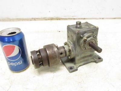 Boston Gears Gear Box Transmission Speed Reducer Gearbox 20:1 Ratio