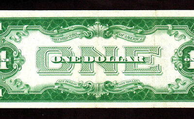 $1 1928A Silver Certificate (( FUNNY BACK ))**MORE CURRENCY FOR SALE**