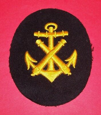 Original Ww2 German Kriegsmarine Petty Officer Patch, #13