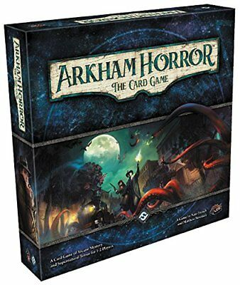 Arkham Horror The Card Game Game Fantasy Flight Games FFG AHC01 Base Core