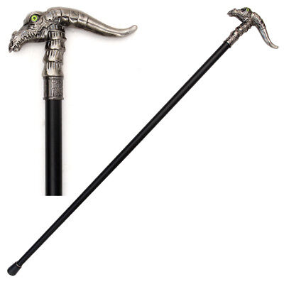 Dragon Head Screw Top Cane Walking Stick