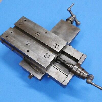 3 Axis Compound Slide Lathe Tool Machinist Tools