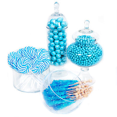 Turquoise Candy Buffet - Large
