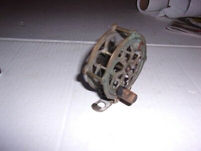Antique Meisselbach Featherlight Fly Fishing Reel