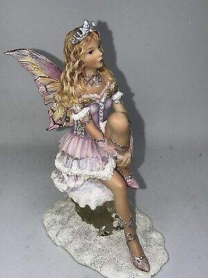 Ice Diamond Faerie Limited Edition ~  Leonardo Collection Christine Haworth