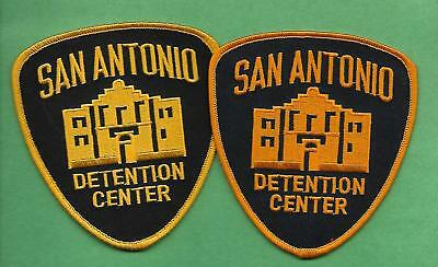 Texas- San Antonio Detention Center- 2 Color Variations- The Alamo
