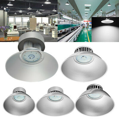 150W 100W 70W 50W 30W LED High Bay Light Lamp Factory Warehouse Shed Lighting