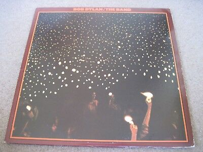 BOB DYLAN / THE BAND Before The Flood  1974  ISLAND double LP superb EX