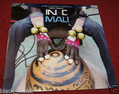 AFRICA EXPRESS PRESENTS... TERRY RILEY'S IN C MALI Transgressive Rec. LP ‎NEW!!!