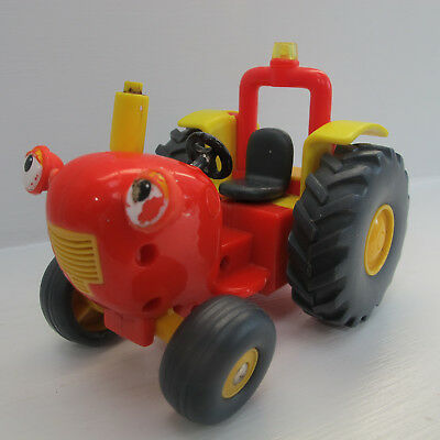 Tractor Tom Red Toy