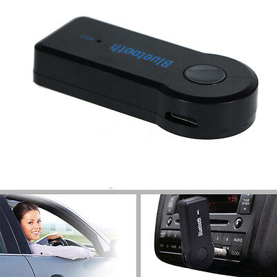 Chic Bluetooth Wireless Audio Receiver 3.5mm for Car Stereo Music Dongle Adapter