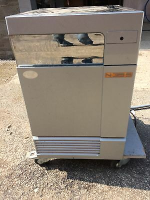 Icematic N35S Ice Machine Cube Maker 35kg per 24hrs Stores 10kg