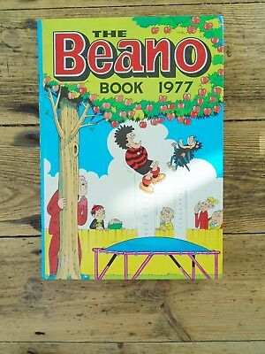 The Beano Book 1977  - Annual - unclipped