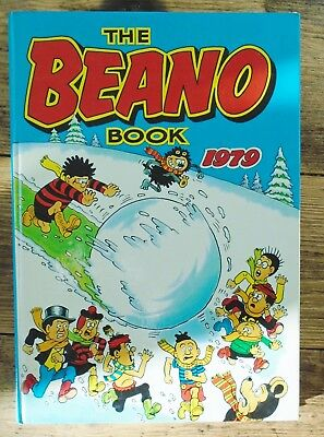The Beano Book 1979  - Annual - unclipped