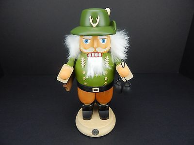 German Muller Nutcracker Forester #22 of 122 New  Made in Erzgebirge Germany