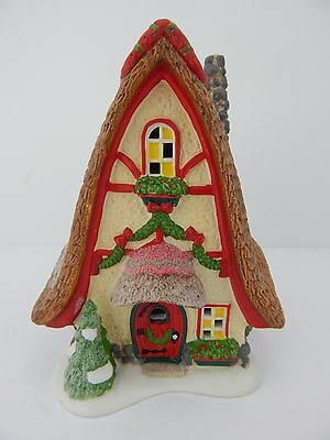 Dept 56 North Pole 2014 Tinker's Tiny Home New in Box #4036547 D56 NP Retired