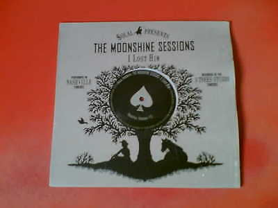 """SOLAL - THE MOONSHINE SESSIONS I Lost Him 10"""" Vinyl Melonie Cannon Gotan Project"""