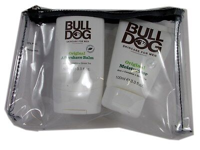 Bulldog BULL DOG Original Travel Gift Set (aftershave balm 100ml + moisturiser)