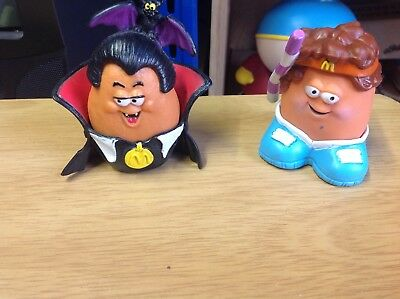 McDonald's Happy Meal Toys X2 Chicken Nuggets