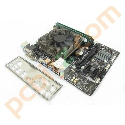 MSI H61M-P31/G3 MS-7788 Motherboard + Core i5-2400 3.1GHz, 4GB DDR3 RAM Bundle