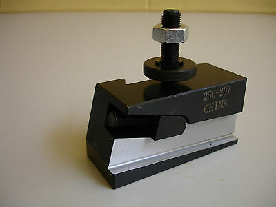 Quick Change Tool Post Holder #250-207