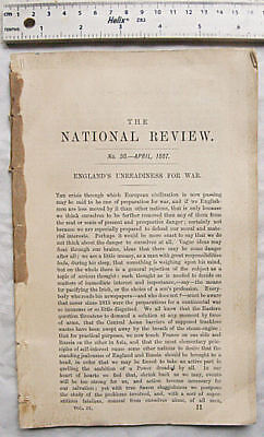 1887 England's Unreadiness for War