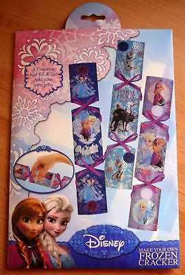 Make Your Own Crackers.Disney Frozen. New,Unused in original packaging.