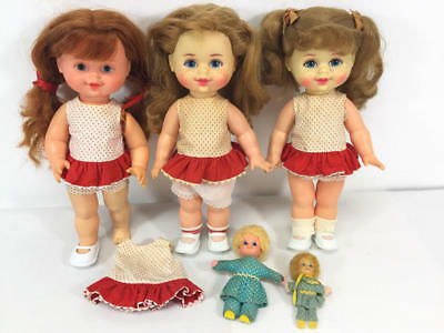 Vintage Mattel Buffy And Mrs Beasley Doll Lot Family Affair