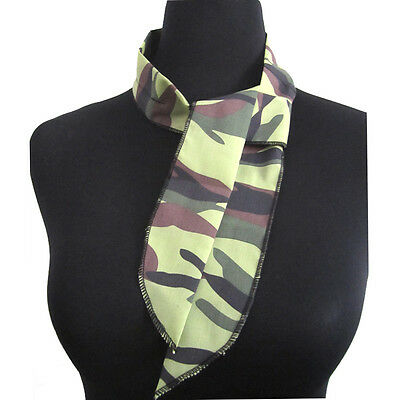 """2 x""""Camo"""" Neck Coolers/ Bandana. """"5cm x 100cm"""" & Keep yourself COOL WHEN CAMPING"""
