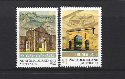 Australia 2017 Norfolk Island Convict Heritage Set Of Unmounted Mint, Mnh