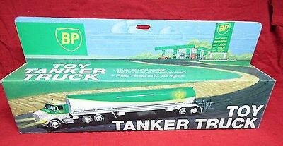 Bp Toy Tanker Truck ~New In Sealed Box~~