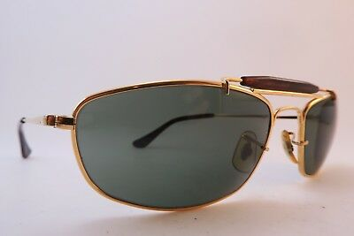 Vintage 1994 B&L Ray Ban Olympic sunglasses Mod W1709 YOAW made in the USA