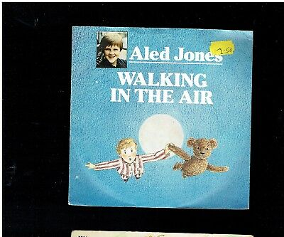 Aled Jones Walking In The Air Ps 45 1985 From The Snowman