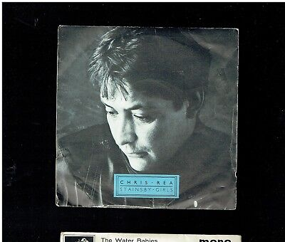 Chris Rea Stainsby Girls Ps  45 1985