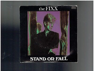 Fixx Stand Or Fall Ps 45 1982