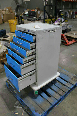 Waterloo Med Jr Series 6 Drawer Cart JT6KU-333369-ELB