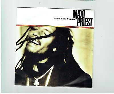 Maxi Priest One More Chance Ps 45 1993