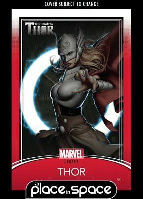 The Mighty Thor, Vol. 2 #700C - Trading Card Variant (Legacy) (Wk42)
