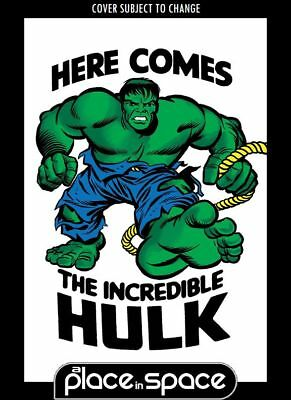 The Incredible Hulk, Vol. 3 #709D (1:50) Kirby 1965 T-Shirt Variant (Legacy) (Wk