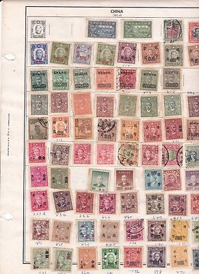 Stamps Asia China