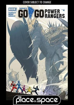 Go Go Power Rangers #4A (Wk42)