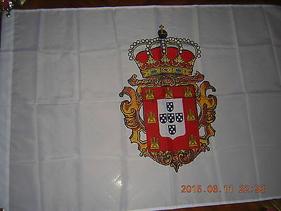 100% New Reproduced Flag of  Portugal Portugese Kingdom 1750 - 1816 Ensign 3X5ft