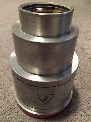 Bausch & Lomb Optical Co. Super Cinephor Projection Lens 5.00''-127.0mm