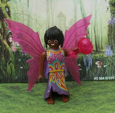 Playmobil  Faries-Ethnic Fairy With Potion Bottle