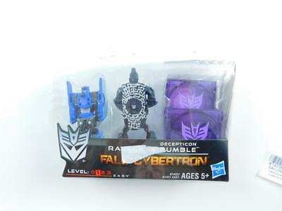 Transformers Generations Fall of Cybertron Ravage and Rumble Spielfigur Action