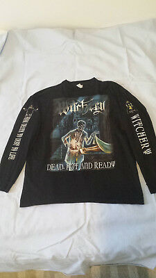 WITCHERY - Dead, Hot And Ready LS XL